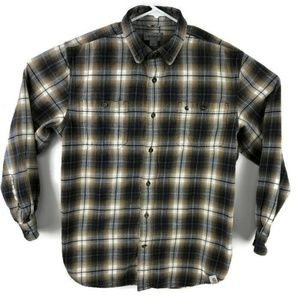 Carhartt Thick L/S Work Button Down Shirt